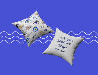 Дизайн декоративных подушек