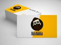 BIG BOSS's business card