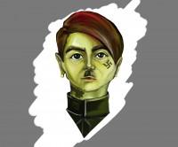 Adolf Hitler portrait