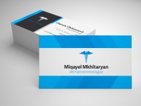 Business Card for Miqayel Mkhitaryan