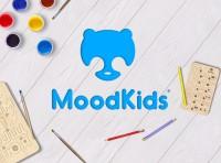 "logo ""KidsMood"""