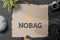 """Логотип """"NoBag"""""""