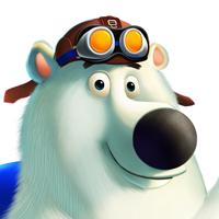 Белый медведь(для CosmicZoo)