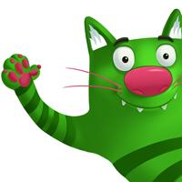 Dropbox cat