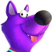 Космический волчек(для CosmicZoo)