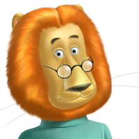 Питерский лев