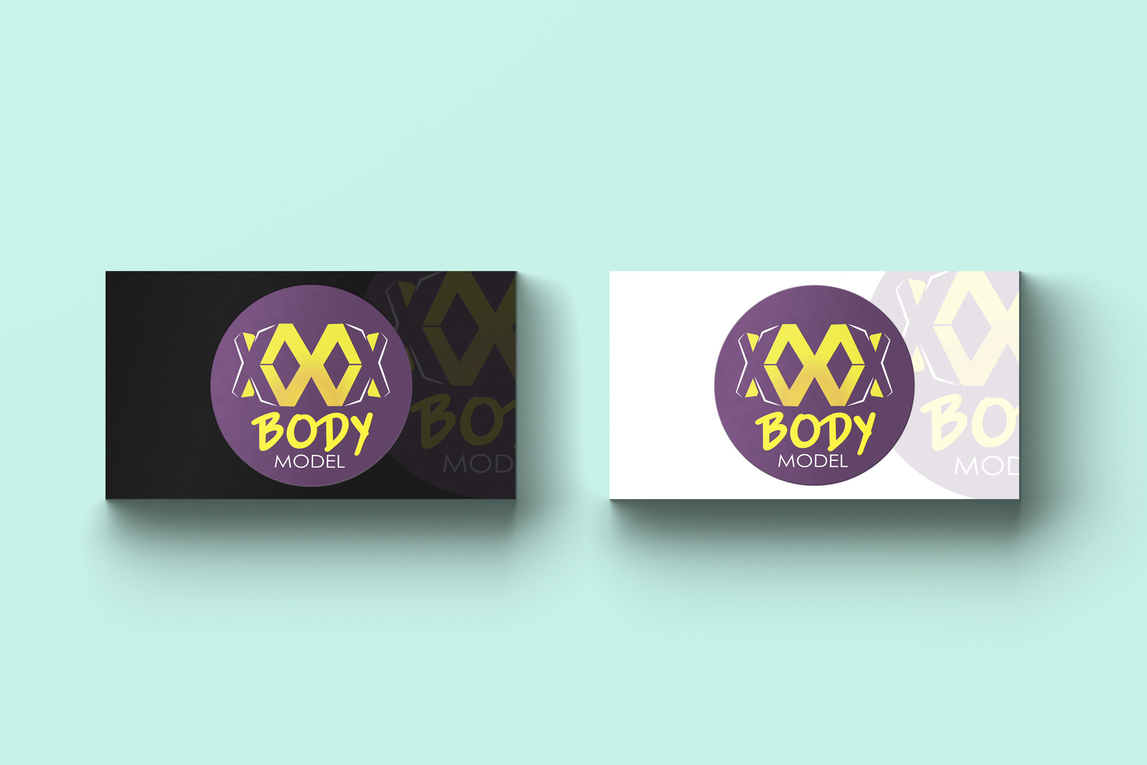 Разработка логотипа (видеоблог для моделей) фото f_0555b22a7467c468.jpg