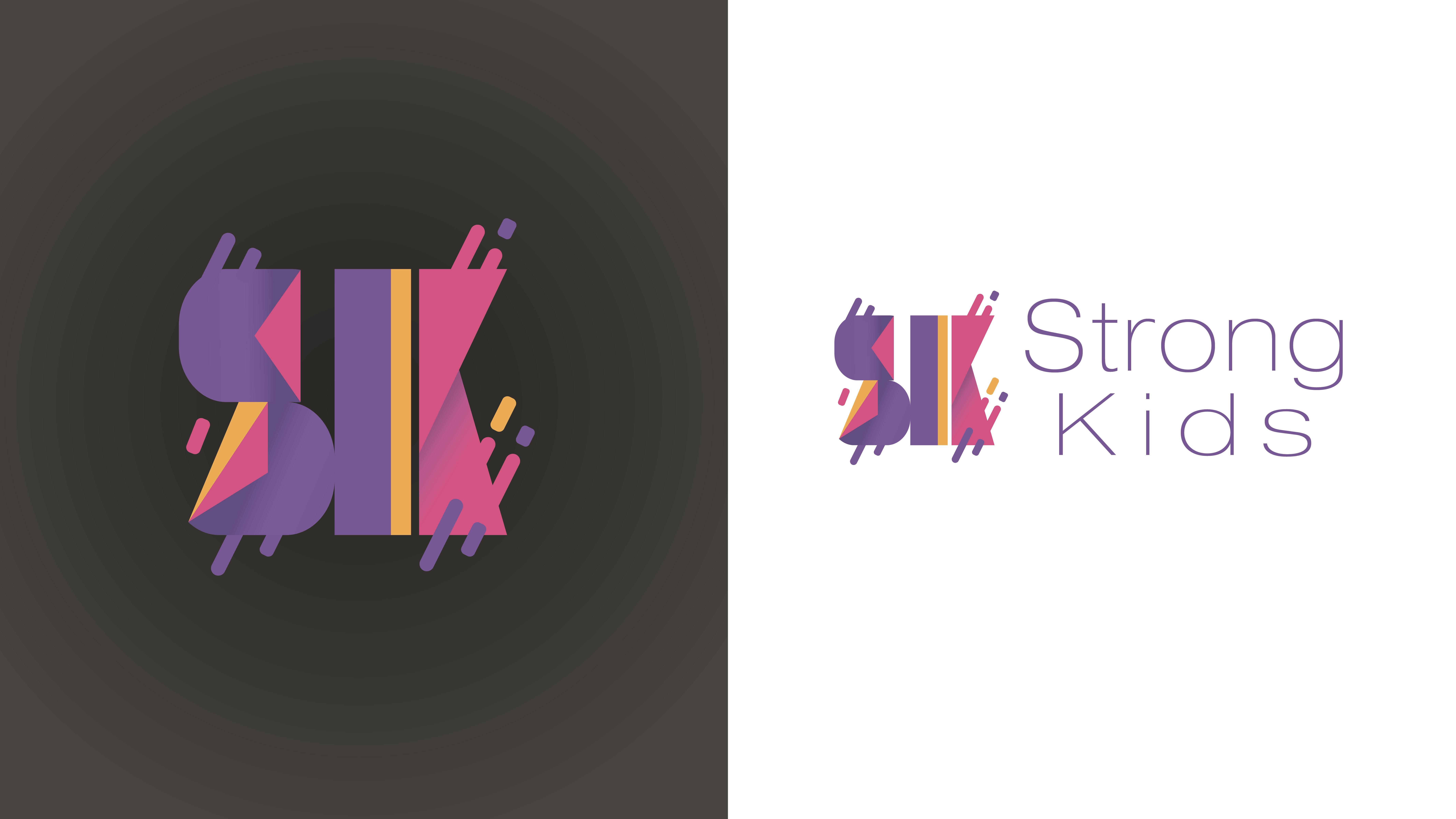 Логотип для Детского Интернет Магазина StrongKids фото f_5645c6ab9a0bafd9.jpg