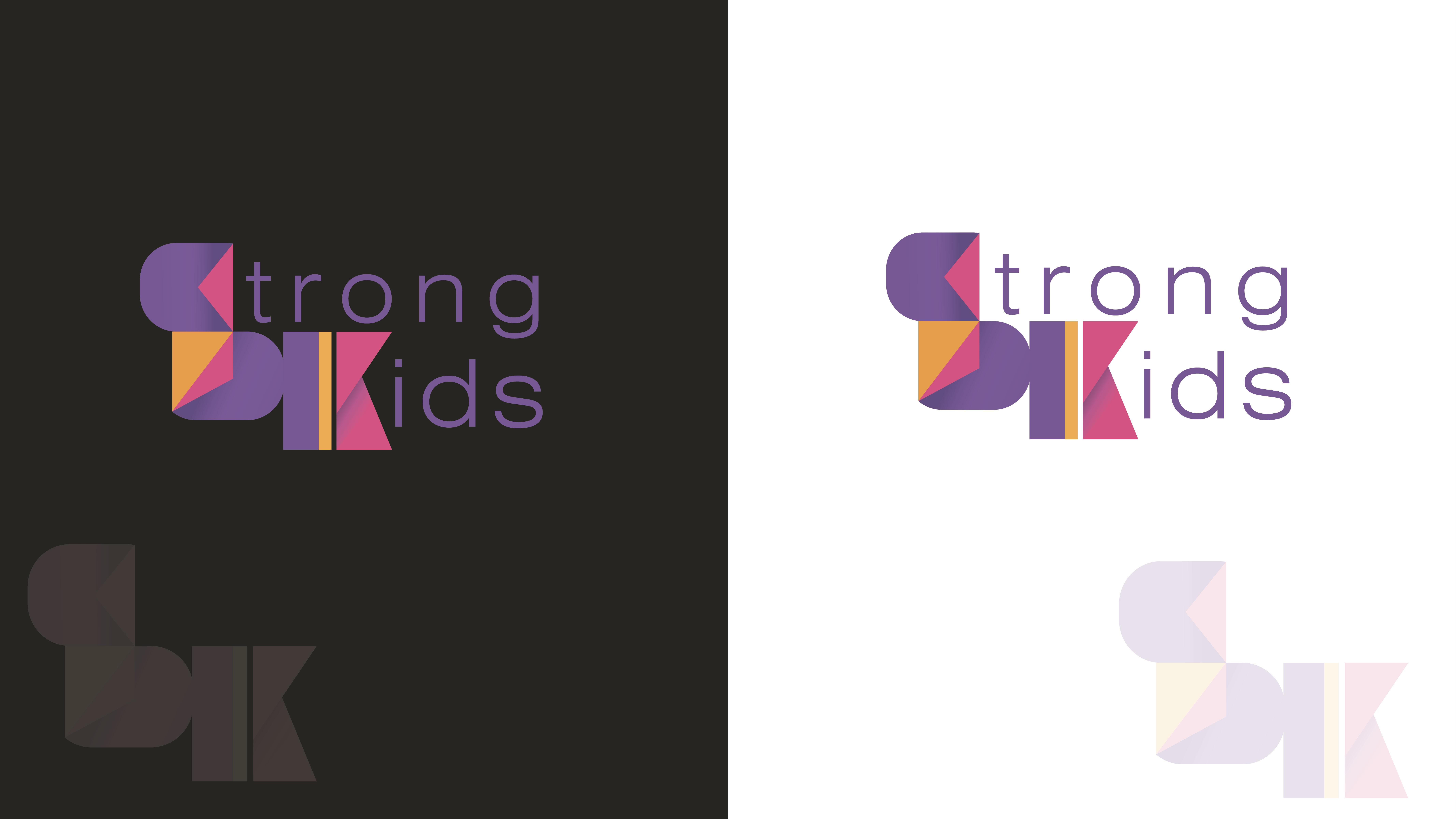 Логотип для Детского Интернет Магазина StrongKids фото f_8035c6aaf40da41c.jpg