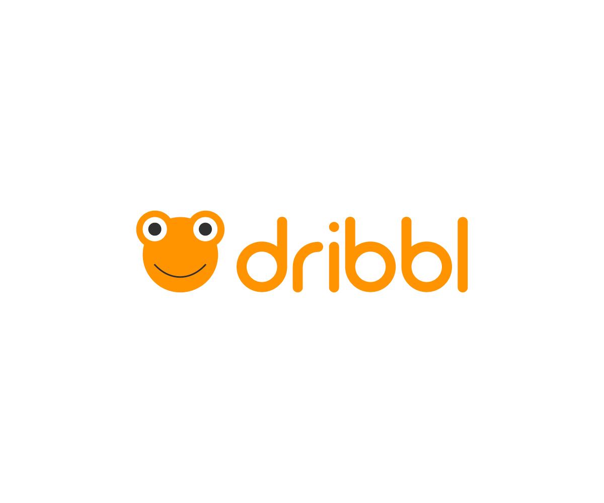 Разработка логотипа для сайта Dribbl.ru фото f_3105a9beb67e7d01.jpg