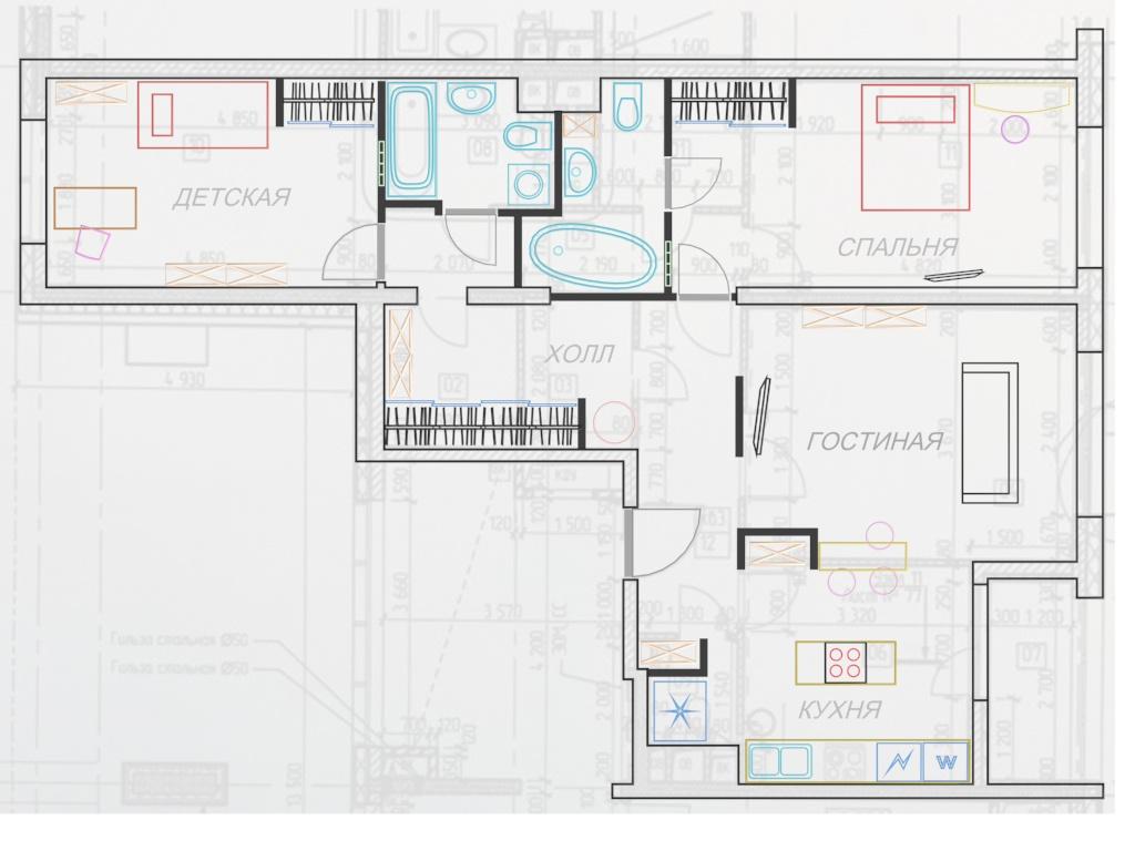 Дизайн-проект для ванных комнат фото f_1495b9b6930efc0f.jpg
