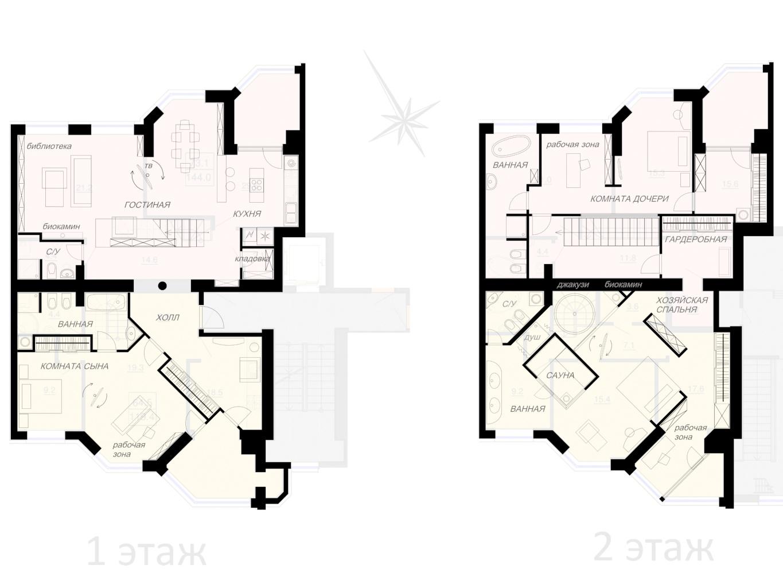 Объединение + планировка квартиры (~260 кв.м.) фото f_1955a55d3bb4a62a.jpg