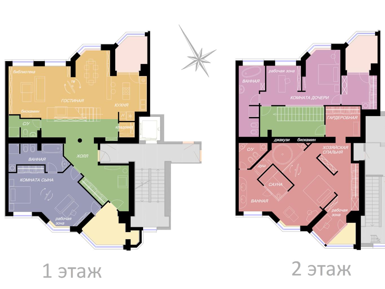Объединение + планировка квартиры (~260 кв.м.) фото f_3255a5695b014772.png