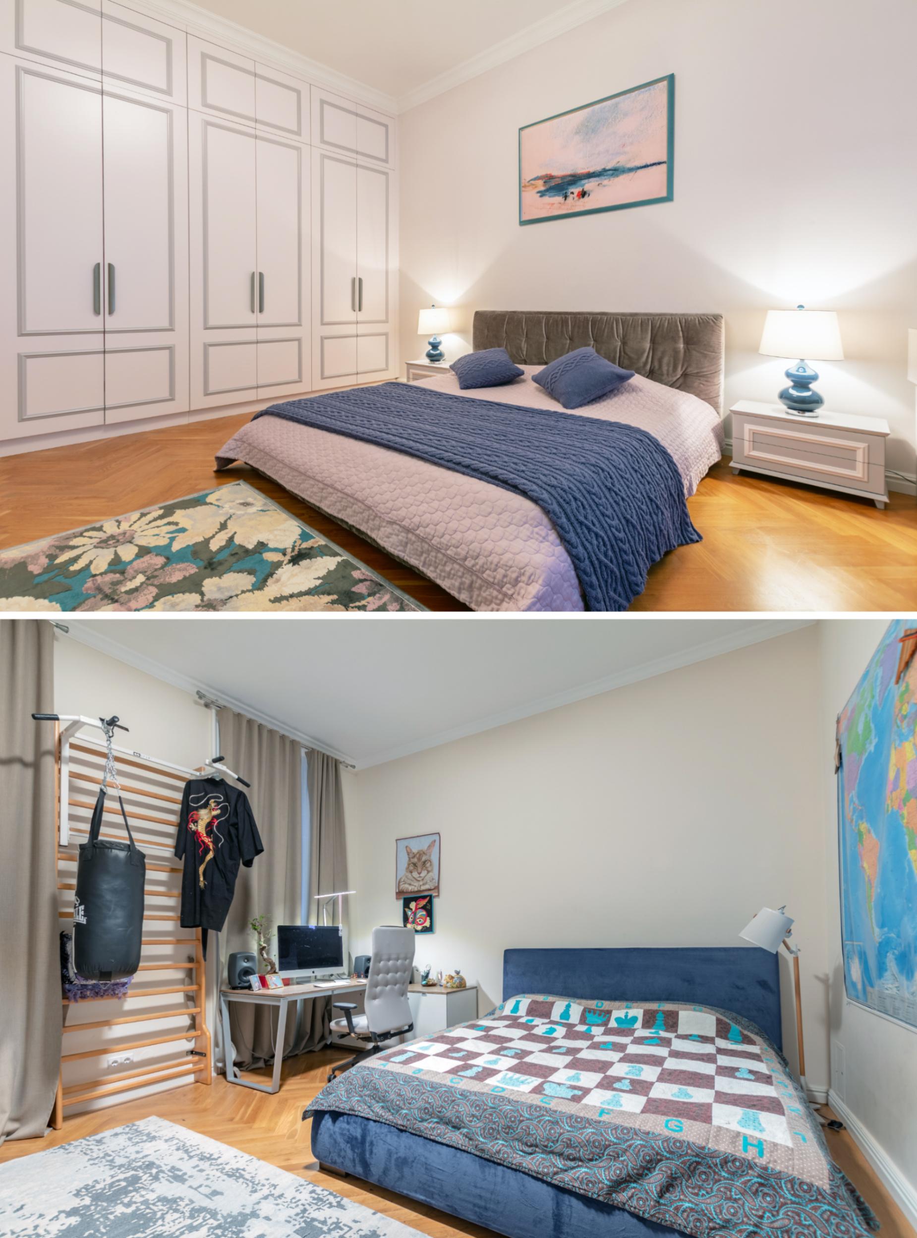 Квартира в легкой классике (Вена)