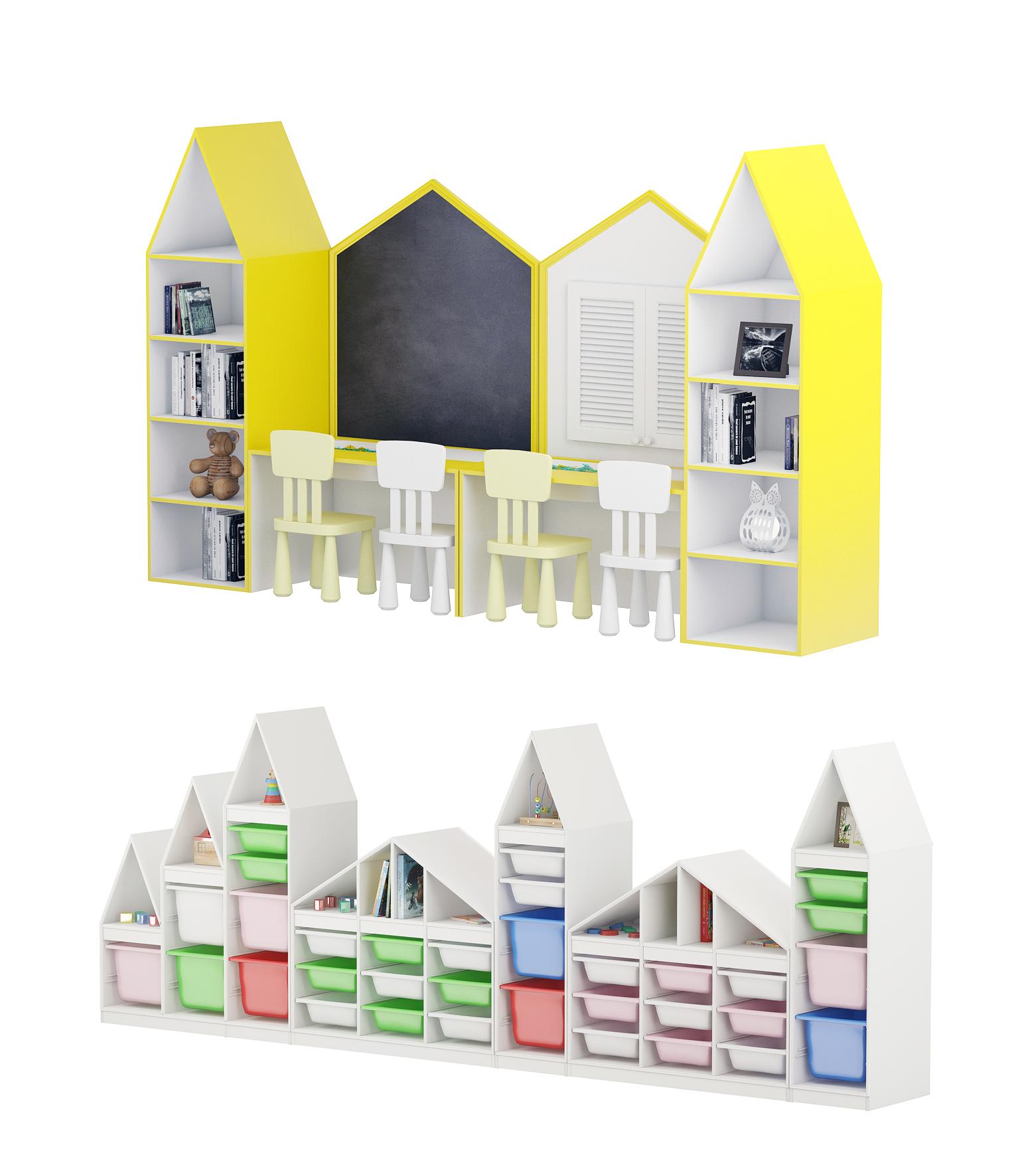 Разработка детской мебели