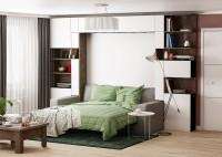 Квартира с мебелью-трансформерами