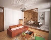 Квартира в современной классике