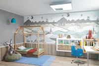Детские комнаты 2