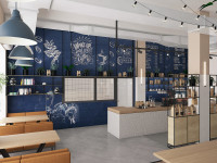 Дизайн кофейни (Нур-Султан)