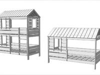 Детские кроватки – чертежи для производства