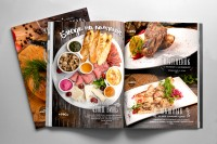меню Ресторан «Рассольников»