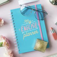 Планнер для изучения английского