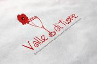 Логотип для цветочной мастерской