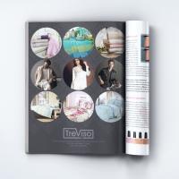 Рекламные материалы, журнал «Дорогое удовольствие» (Treviso)