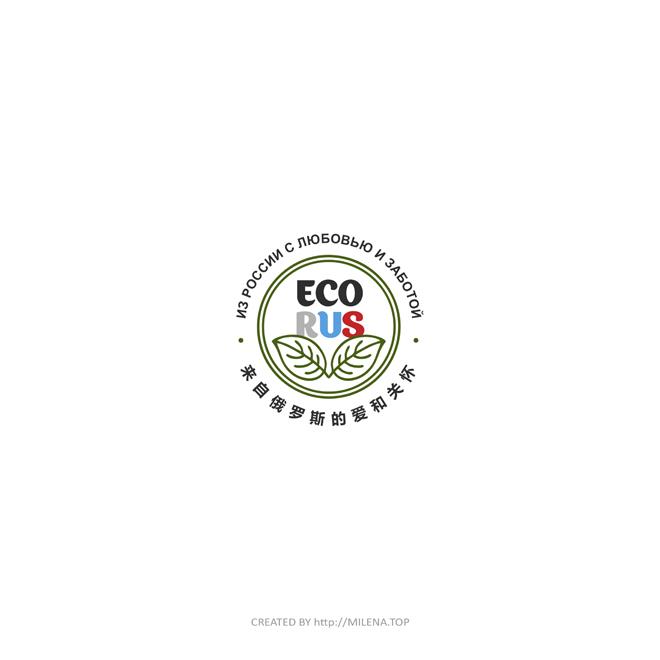 Логотип для поставщика продуктов питания из России в Китай фото f_4735eba4ccfd7db3.jpg