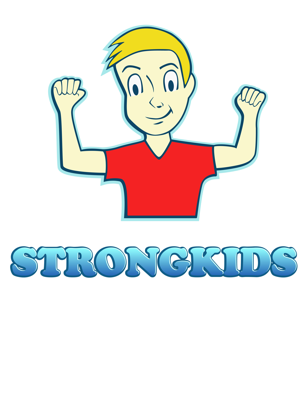 Логотип для Детского Интернет Магазина StrongKids фото f_7325c86a01e8e64b.jpg