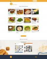 Сайт кулинарных рецептов