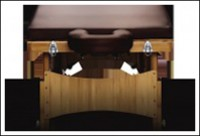 Массажный стол VANCOUVER 2010