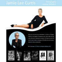 Блог: Jamie Lee Curtis