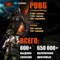 PUBG афиша к соревнованиям
