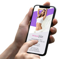KGoal: мобильная версия лендинга