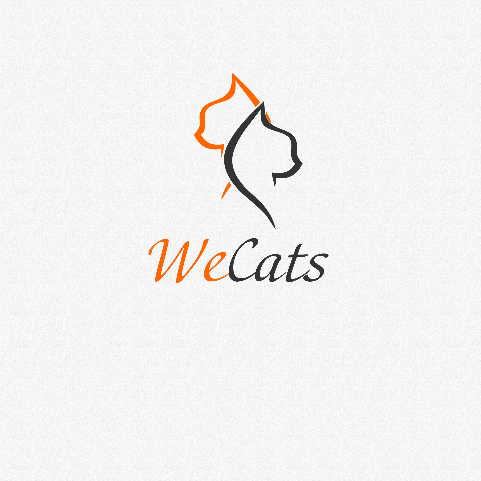 Создание логотипа WeCats фото f_3235f19c52927c88.jpg