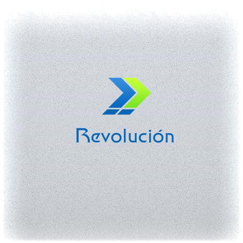 Разработка логотипа и фир. стиля агенству Revolución фото f_4fb89f013f38c.jpg