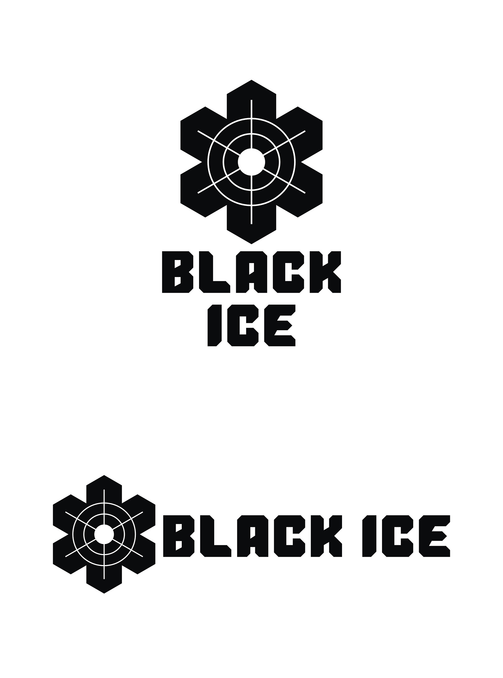 "Логотип + Фирменный стиль для компании ""BLACK ICE"" фото f_942571a8f1ba68a5.jpg"
