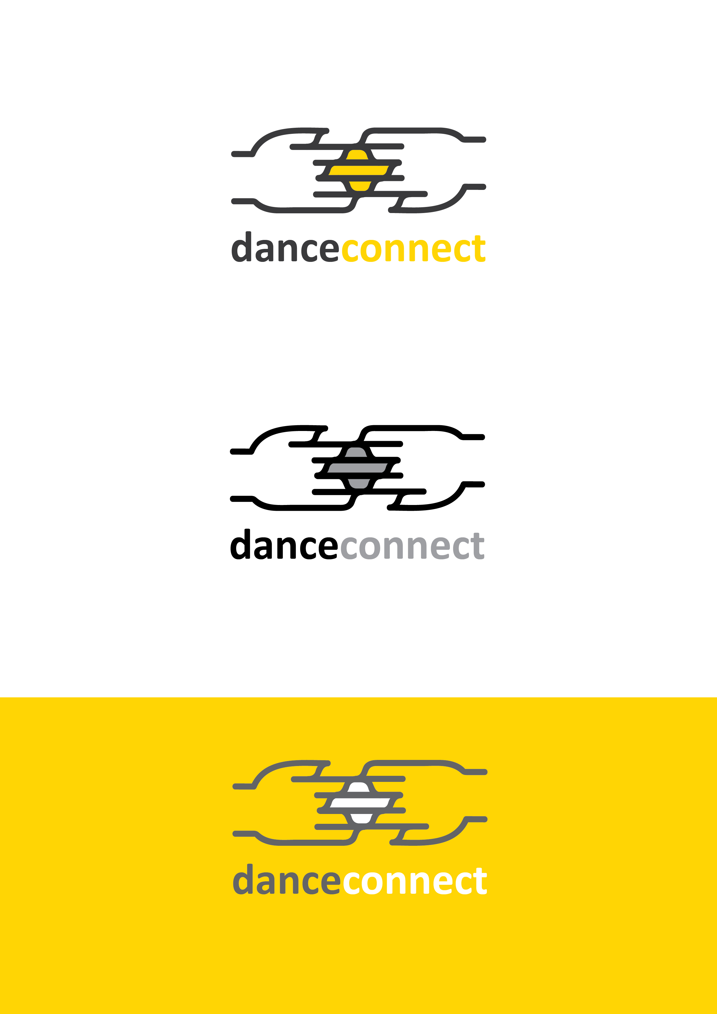 Разработка лого для спортивного портала www.danceconnect.ru фото f_0485b428dc937204.jpg