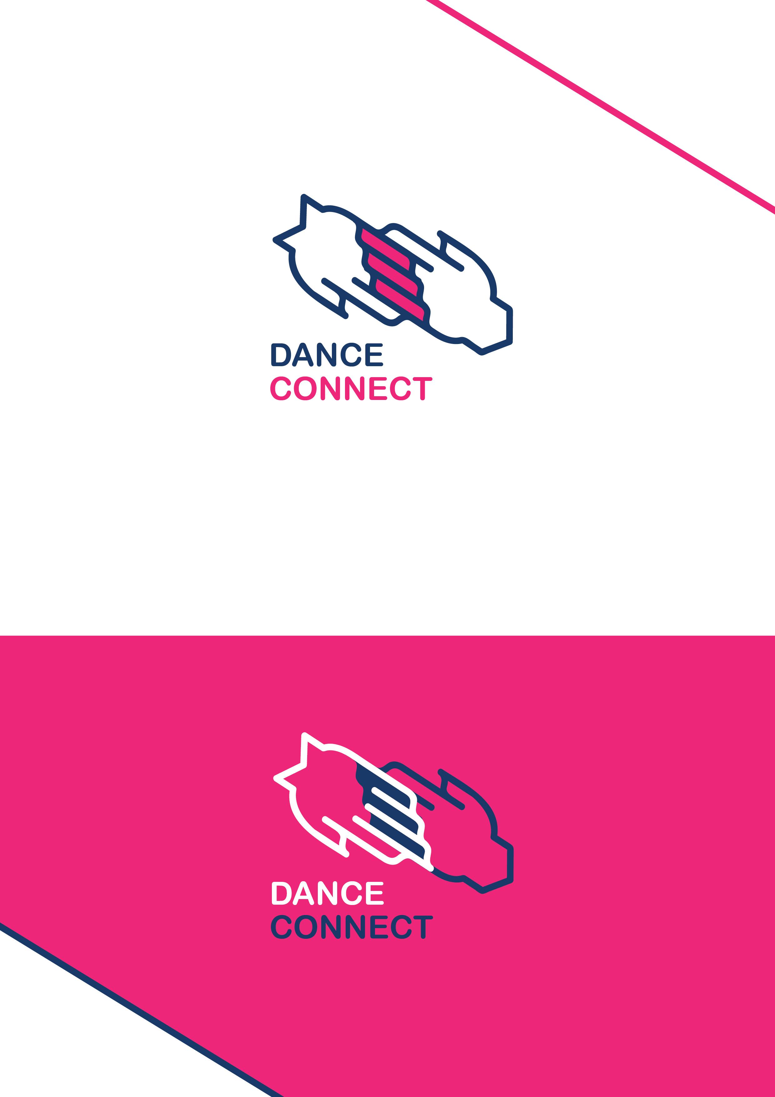 Разработка лого для спортивного портала www.danceconnect.ru фото f_0625b428dd540686.jpg