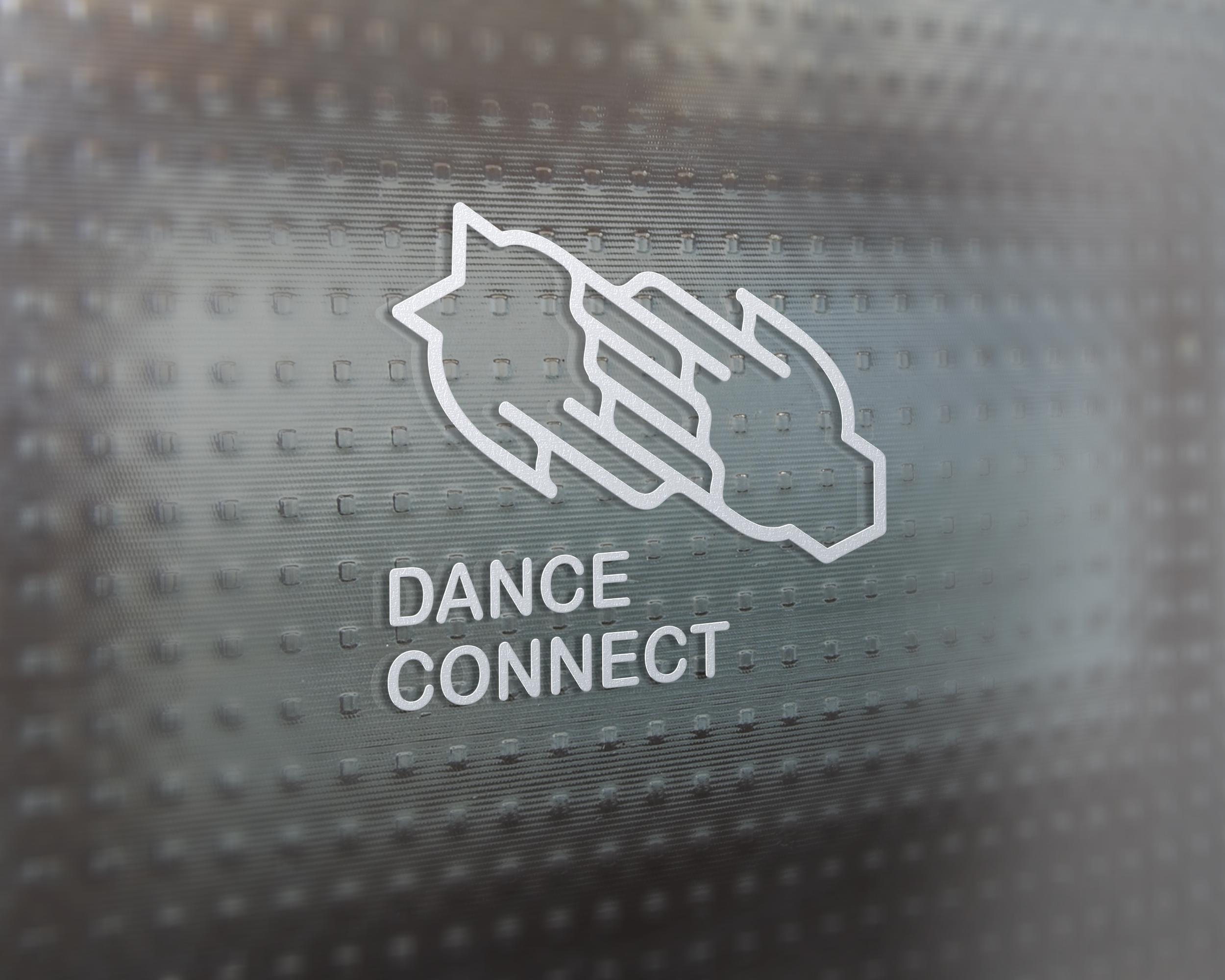 Разработка лого для спортивного портала www.danceconnect.ru фото f_2355b43cb440bc4c.jpg