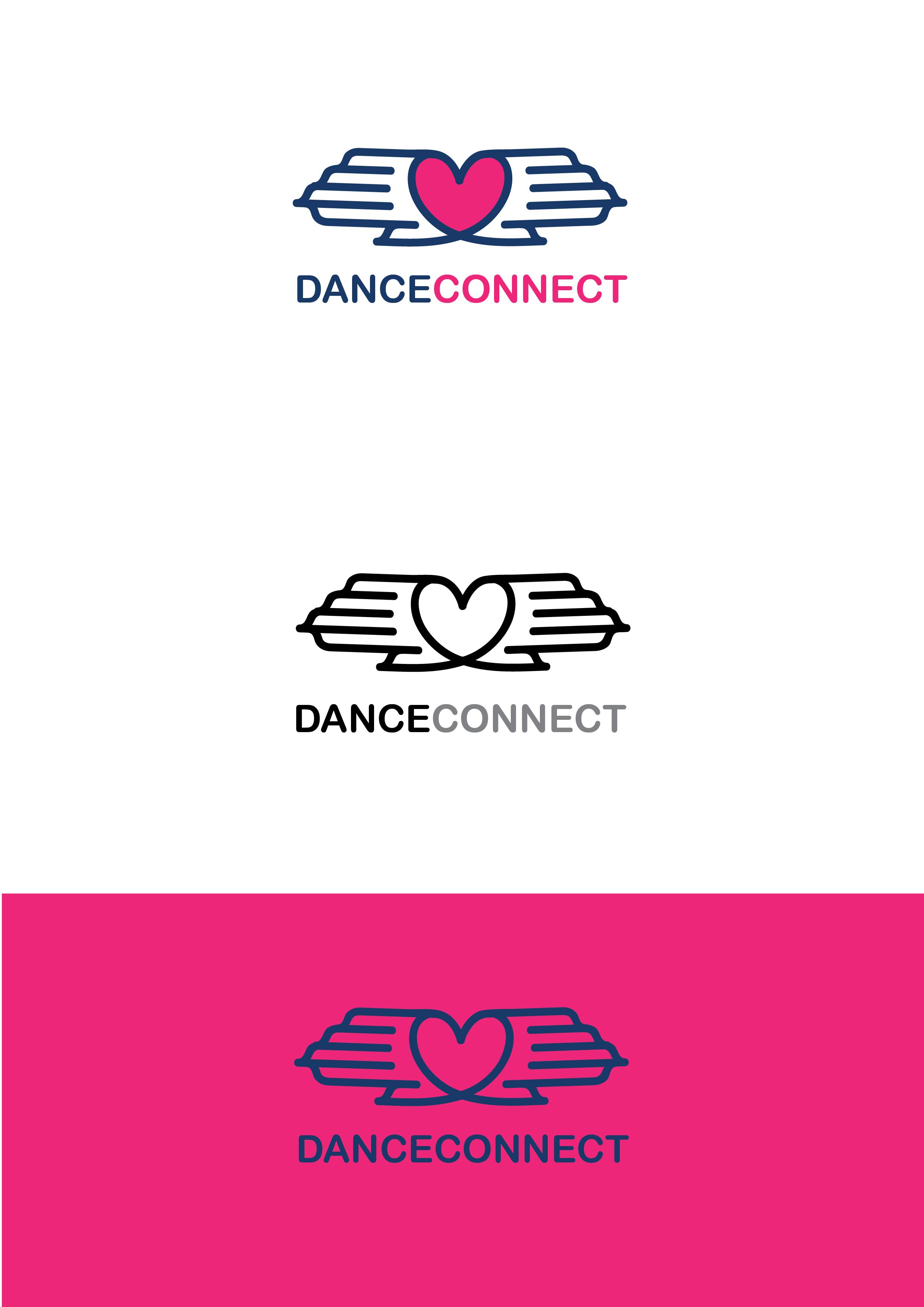 Разработка лого для спортивного портала www.danceconnect.ru фото f_5885b428de1ab398.jpg