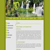 Seo-аудит и внутренняя оптимизация сайта www.rodnikizdorovya.ru