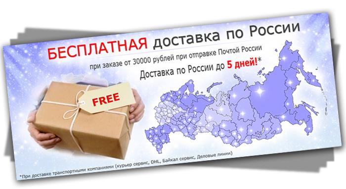 """Баннер """"Бесплатная доставка"""""""