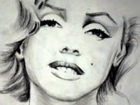 портрет по фото карандашом А4, А3