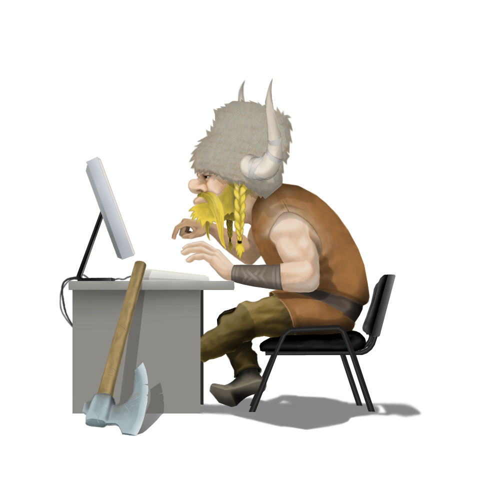 Викинг программист