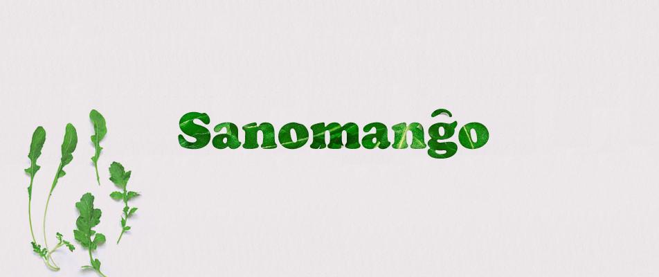 Блог о здоровой еде Sanomango