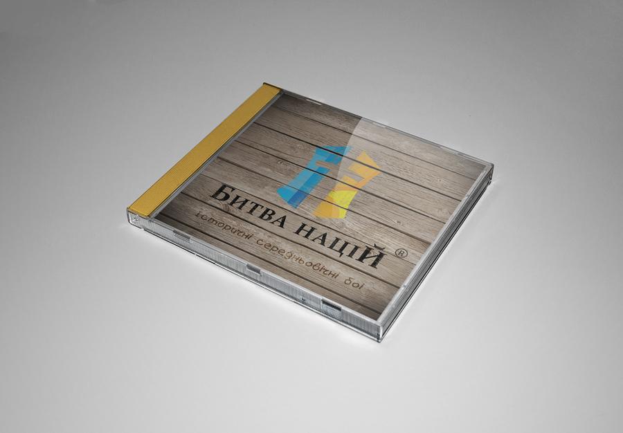 Обложка cd-диска