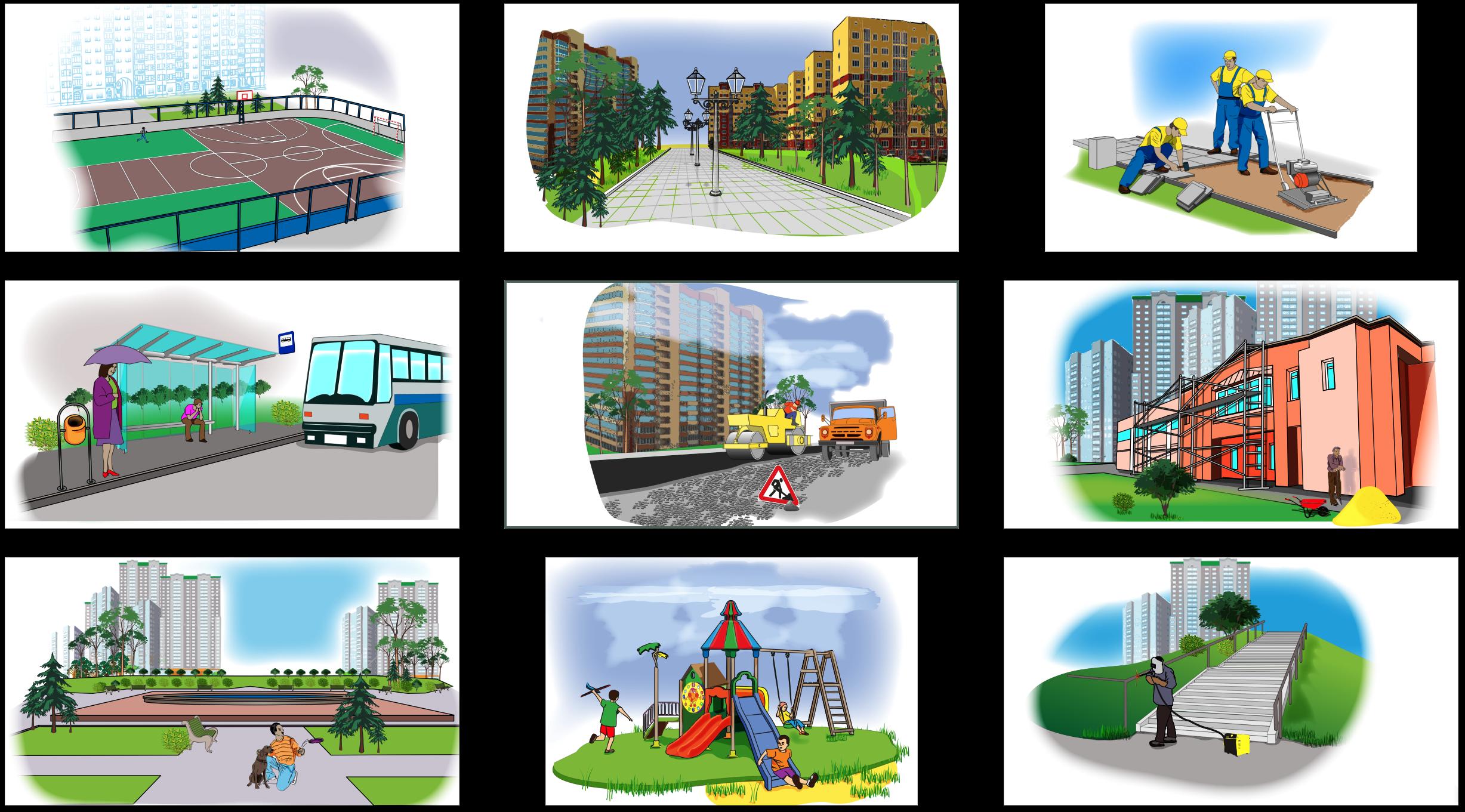 векторные картинки для листовки