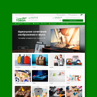 Интернет магазин Tobol